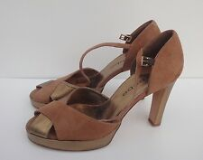 bebe woman Suede/Leather Women's Heels  shoes Size-9M