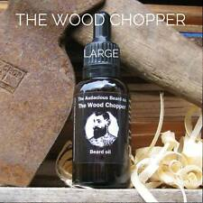 The Wood Chopper - Large beard oil - The Audacious Beard Co