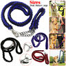 New Dog Pet Lead Leash Strong Splitter Coupler Clip Chain Puppy Collar Harness