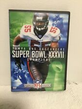 TAMPA BAY BUCCANEERS SUPER BOWL XXXVII CHAMPIONS DVD NFL SPECIAL EDITION 2003