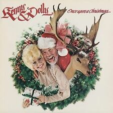 KENNY ROGERS & DOLLY PARTON ONCE UPON A CHRISTMAS CD NEW