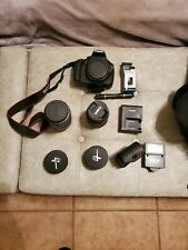 Canon EOS Rebel t5 Camera And Starter Pack (Pre-Owned)