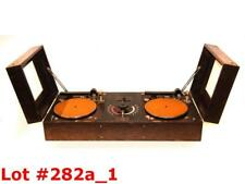 Western Electric D-86850 Reproducer Set Rare Lot 282A
