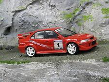 QSP Mitsubishi Lancer 1:24 #1 van den Hoorn / Colebunders Barneveld Rally 2001