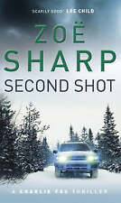 Zoe Sharp, Second Shot, Very Good Book