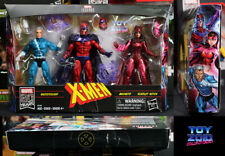 Marvel Legends X-Men Exclusive Family Matters Magneto Quicksilver Scarlet Witch