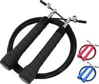 RDX Skipping Rope Boxing Fitness Gym Jumping Speed Training Yoga Exercise C11