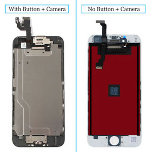 For iPhone 6S 6 7 8 Plus LCD Display Touch Screen Digitizer Assembly Replacement