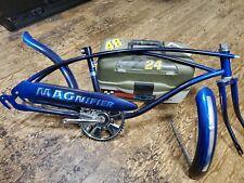 1970 Coast king Magnifier 5 speed/Huffy Rail dragster / frame fender fork guard