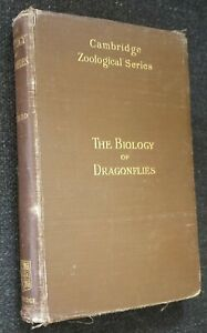 The Biology of Dragonflies