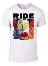 RIDE T-shirt Going Blank Again Logo band Nowhere cd OX4 smiths Creation vinyl W
