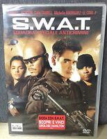 SWAT Squadra Speciale Anticrimine DVD New S.W.A.T. 1 Farrel Jackson Rodriguez LL