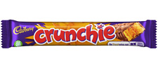 12 x 40g Cadbury Crunchie Chocolate Bars (SHORT BBE)