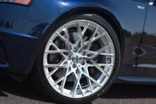 "19"" TSW Sebring Silver Wheels 5x4.5 SET 4 - Many Applications Honda Toyota ETC."