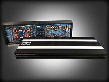 DC AUDIO 7.5k A3 1 Channel Mono Amplifier 9200 Watts RMS Output w/ Bass Knob 18v