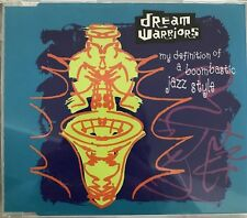 DREAM WARRIORS : MY DEFINITION OF A BOOMBASTIC JAZZ STYLE - [ CD MAXI ]