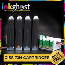 CISS compatible with Epson 73N T40W TX550W TX600FW TX610FW 73 ink cartridge