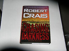 Chasing Darkness by Robert Crais (2008) SIGNED 1st/1st