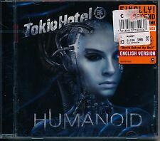 Humanoid - Tokio Hotel cd english version brand new