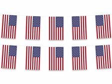 5m United States of America USA Fabric Bunting Pennant Flag Stars & Stripes
