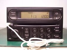 2000-04 NISSAN FRONTIER Xterra RADIO CD PLAYER With AUX Input CY150 28185-8Z500