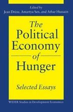The Political Economy of Hunger: Selected Essays (W I D E R Studies in-ExLibrary