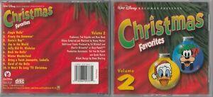 Christmas Favorites, Vol. 2 by Disney (CD, Sep-2001, Walt Disney)