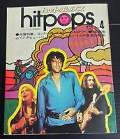 1970 Elvis Presley Rolling Stones Led Zeppelin DONOVAN Johnny Cash BookMEGA RARE