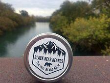Black Bear Beards: Tea Tree Beard Balm (Organic gift; Better Than Beard Oil)