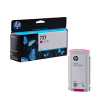 ORIGINAL 2018 HP 727 B3P20A MAGENTA 130ML CARTRIDGE T920 T1500 T2500 FASTPOSTAGE