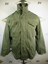 E8669 VTG US ARMY M-65 Cold Weather Field Coat Military Jacket