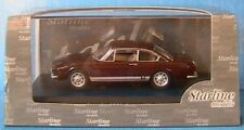 LANCIA 2000 COUPE HF 1971 BORDEAUX STARLINE 1/43 MARRON BROWN MARROON ITALIA
