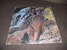 Loretta Lynn Squaw Decca Signed Autographed LP Album