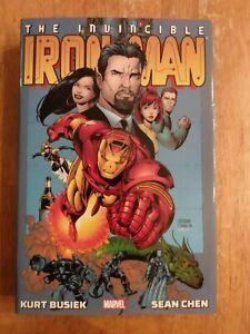 Iron Man by Busiek Chen Omnibus