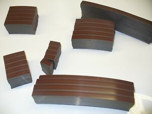 Strong Magnetic Self Adhesive Tape Cut Strip pieces From 25mm to 200mm Lengths