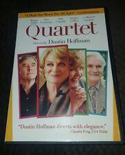 Quartet DVD Maggie Smith Bill Connelly Dustin Hoffman