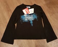 6 years Replay and Sons long sleeve t-shirt Brand new with tags price £27.00