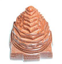 Sunstone Shree Yantra / Shree Yantra In Sun Stone - 88 gms