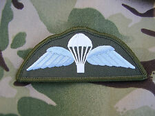 Parachute Regiment/Airborne - Combat Jacket/Shirt Para Wings Sew On Patch/Badge