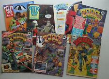 2000AD Sci-Fi Special comic 1980,1982,1984,1985,1986,1988,1989 FR-FN phil-comics