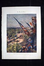 Grande Armée Eglise de la Madeleine Général Mangin WW1 Guerra 1914 - 1918