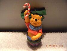 Disney Store - Pooh With Honey Pot - Christmas Ornament