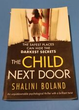 The Child Next Door - Shalini Boland 2018 PB Psychological Thriller