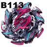 Burst B-113 bey blade bayblade Top Spinner Toy for Children New Styles Cool