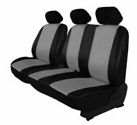 ECO LEATHER VAN UNIVERSAL SEAT COVERS forCITROËN RELAY 2 + 1