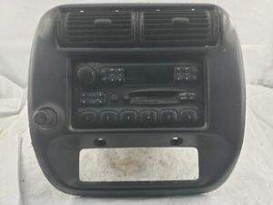 Audio Equipment Radio Am-fm-cassette Fits 95-97 RANGER 1283061