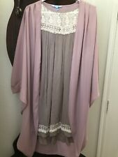 Womens New Umgee Dress And Cardigan Size Small