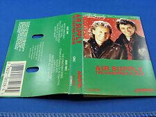 AIR SUPPLY - The Christmas Album - 1987 VG++ CANADA CASSETTE