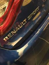 LOGO RENAULT RS renault sport CLIO MEGANE GT 908926558R BADGE ORIGINAL