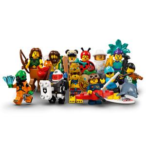 LEGO  Series 21 Minifigures - Complete Set of 12